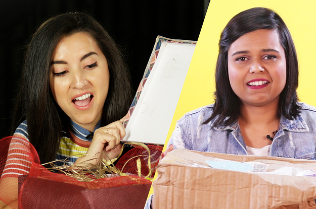 Women In Mumbai And Los Angeles Swap Mystery Beauty Boxes