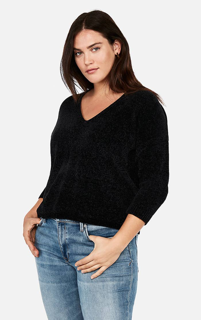 Get it from Express for $19.90 (originally $49.90, available in sizes XXS-XL and in 12 colors).