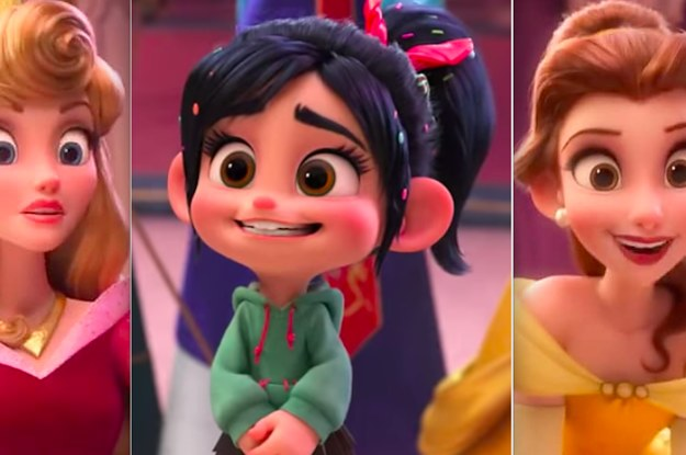 Quiz Which Ralph Breaks The Internet Disney Princesses Are You
