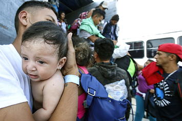 The Trump Administration's New Restrictions On Asylum Have Been Blocked By A Judge