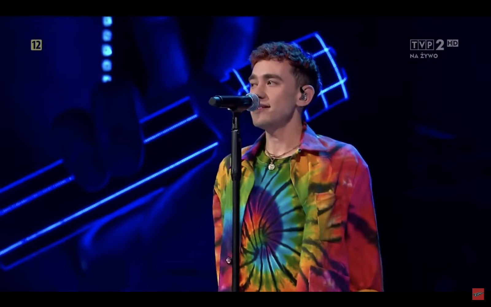 People Asked This Singer To Wear A Rainbow Outfit Onstage And His Response Was Amazing