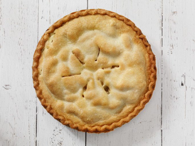 Pie -  Apple, pecan, cranberry — they're all delicious.