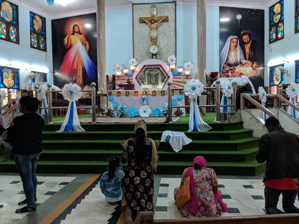 A Sexual Abuse Case Is Tearing Apart The Catholic Church In India