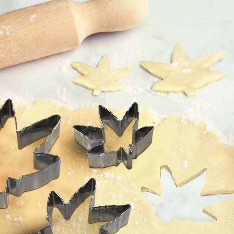 """Promising review: """"Awesome cookie cutter! My fiancé and I used it to make cake pops."""" —Amazon CustomerGet a set of three from Amazon for $5.89."""