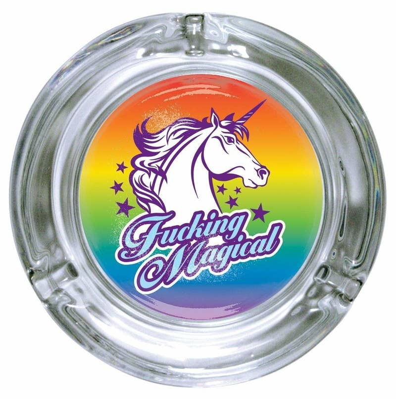 """Promising review: """"Such a cool ashtray!"""" —Lizzie1Get it from Amazon for $16.81."""