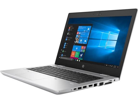 "Has Windows 10 Home 64 (HP recommends Windows 10 Pro), 8th Generation Intel® Core™ i3 processor, 8 GB memory, 500 GB HDD storage, 14"" diagonal HD display, and Intel® HD Graphics 620. Price: $549 (originally $1,310)"