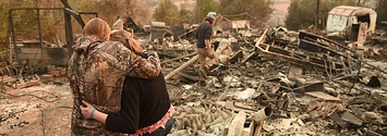 Updates: California Wildfires Have Killed 86 People And Left More Than 500 Others Missing