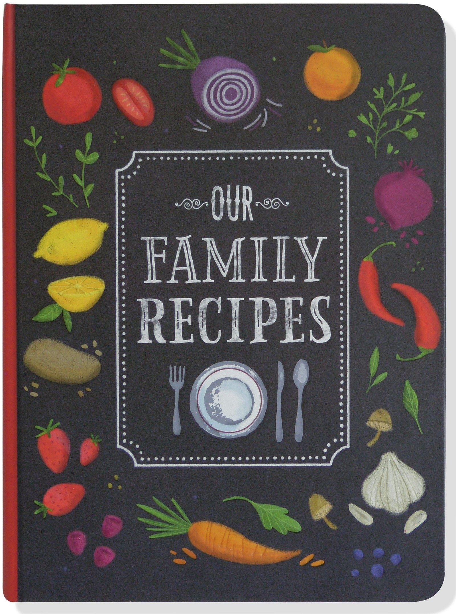 The Our Family Recipes Journal