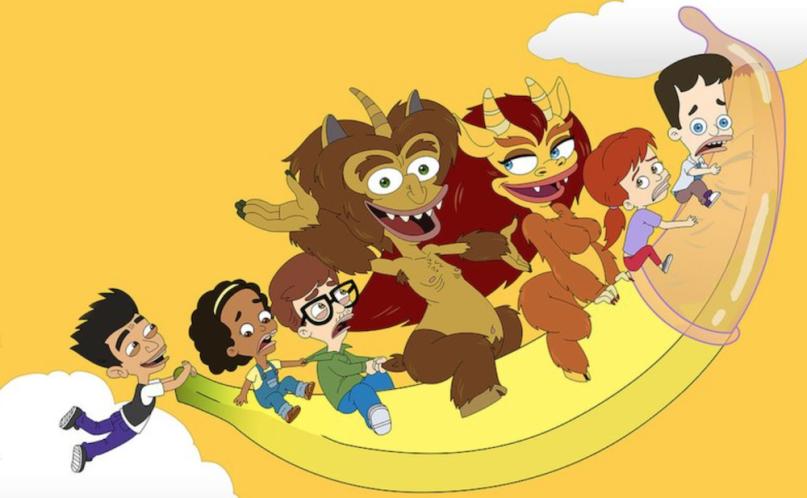 Adult tv cartoon six