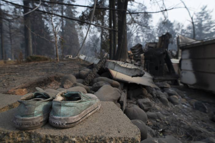 California Camp Fire Now 100% Contained After Wildfire Death Toll