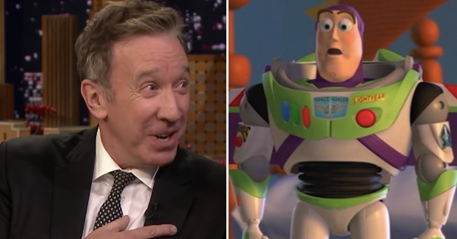 "Tim Allen Shared Some ""Toy Story 4"" Details And, Holy Heck ..."