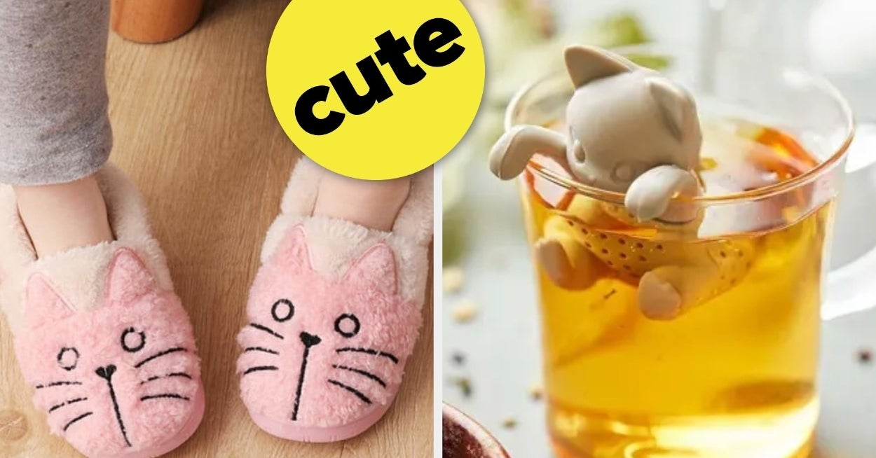 29 Purr-Fect Products For People Who Absolutely Love Cats