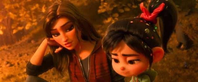 Breaking Down The Ralph Breaks The Internet Disney Princess Song