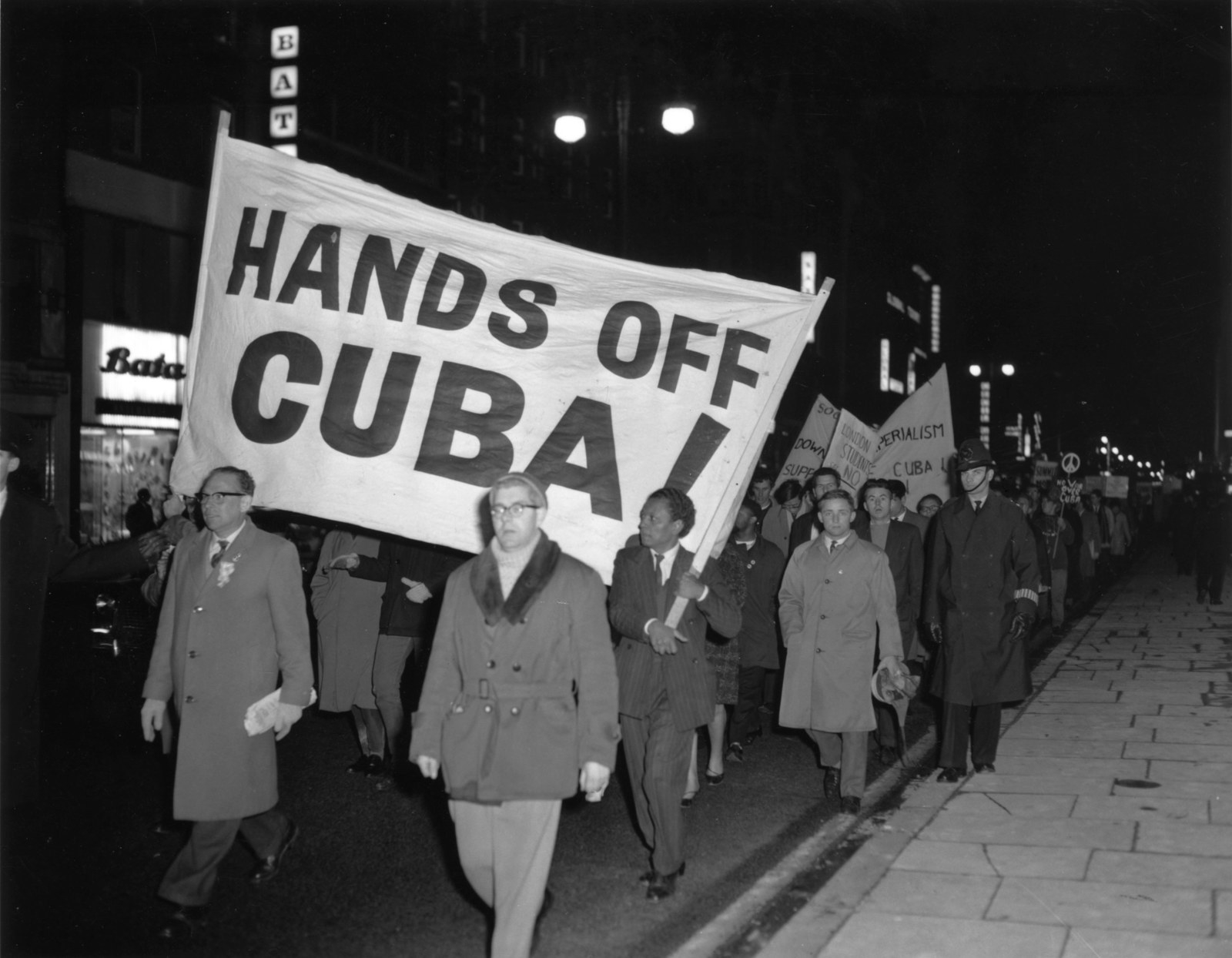 """""""Do You Hear What I Hear?"""" was  written  as a call for peace during the Cuban Missile Crisis in 1962."""
