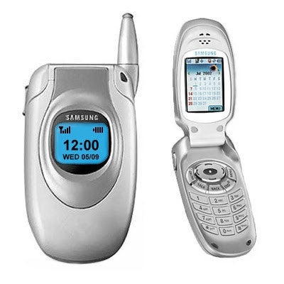 Let's be honest, NOTHING was cooler than having a flip phone (well maybe one that also had a camera that took shitty pics). Of course, just getting your parents to agree to get you cell phone was hard enough.