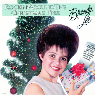 """Brenda Lee was a literal teen when she recorded """"Rockin' Around The Christmas Tree."""""""