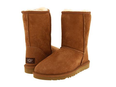 OK, these were the legit best thing to ask for: Not only were they ~stylish~, but they also actually kept your feet super warm on those cold winter mornings.