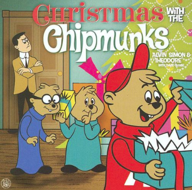 """""""The Chipmunk Song"""" by, duh, the iconic Chipmunks, is the  only  Christmas song to hit #1 on the Billboard Hot 100."""