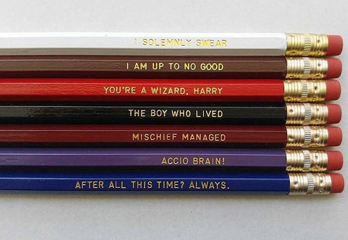 41 Of The Best Harry Potter Gifts To Give In 2018