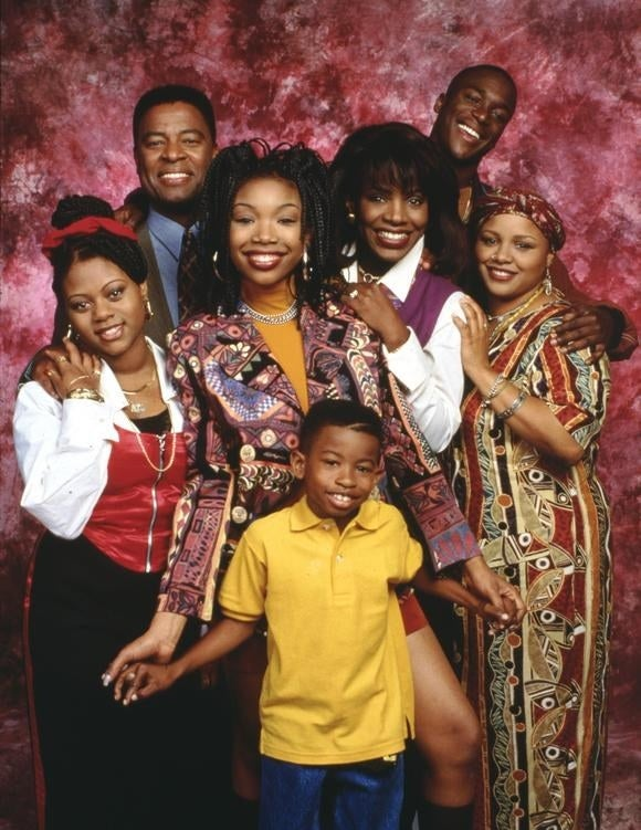 """Mo-to-the, E-to-the!"" The drama! The intrigue! The fashion! My formative years were very much shaped by Moesha, to the point that what ever hairstyle Moesha was rockin' that season, that'd be the hairstyle I'd be rockin' that school year. The show was hella funny, but also had some heart – and when Dorian/D-Money was revealed to be Moesha and Myles' brother??? That left us all shook™️."
