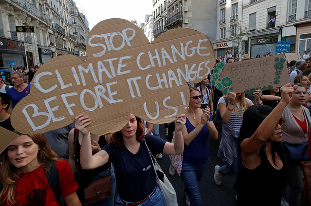 """The World Is On Track For """"Catastrophic� Climate Change, UN Report Finds"""