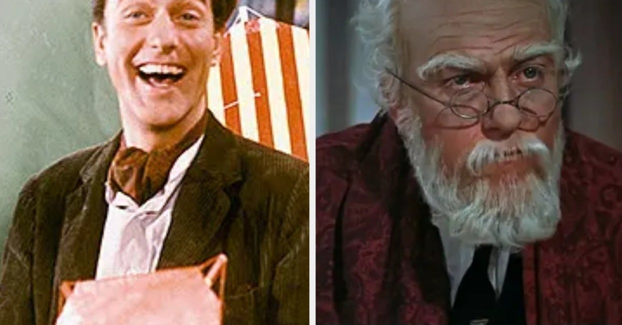 17 Famous People You Had No Idea Played Two Different Parts In The Same Movie
