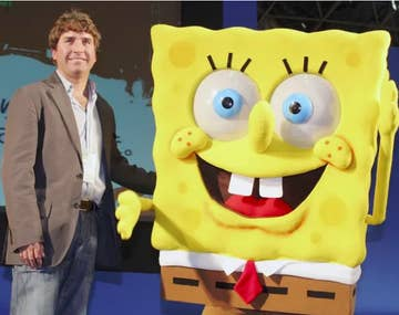 SpongeBob Fans Pay Tribute To Stephen Hillenburg By Sharing