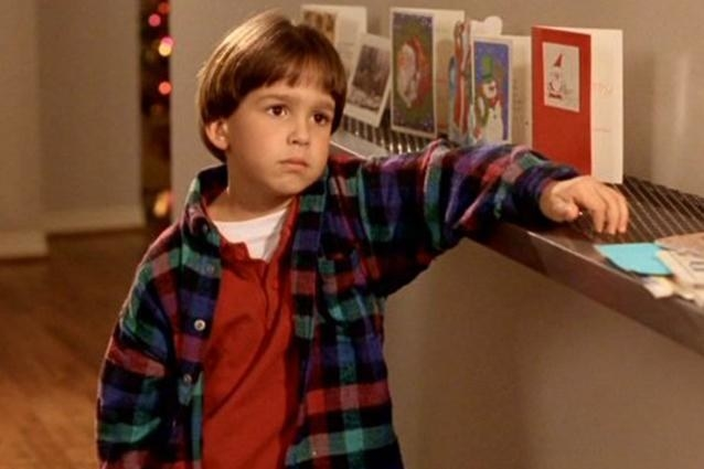 Eric Lloyd as Charlie in  The Santa Clause : - Fun fact:  As a kiddo, Eric Lloyd  still believed in Santa . He thought they were making a biopic.