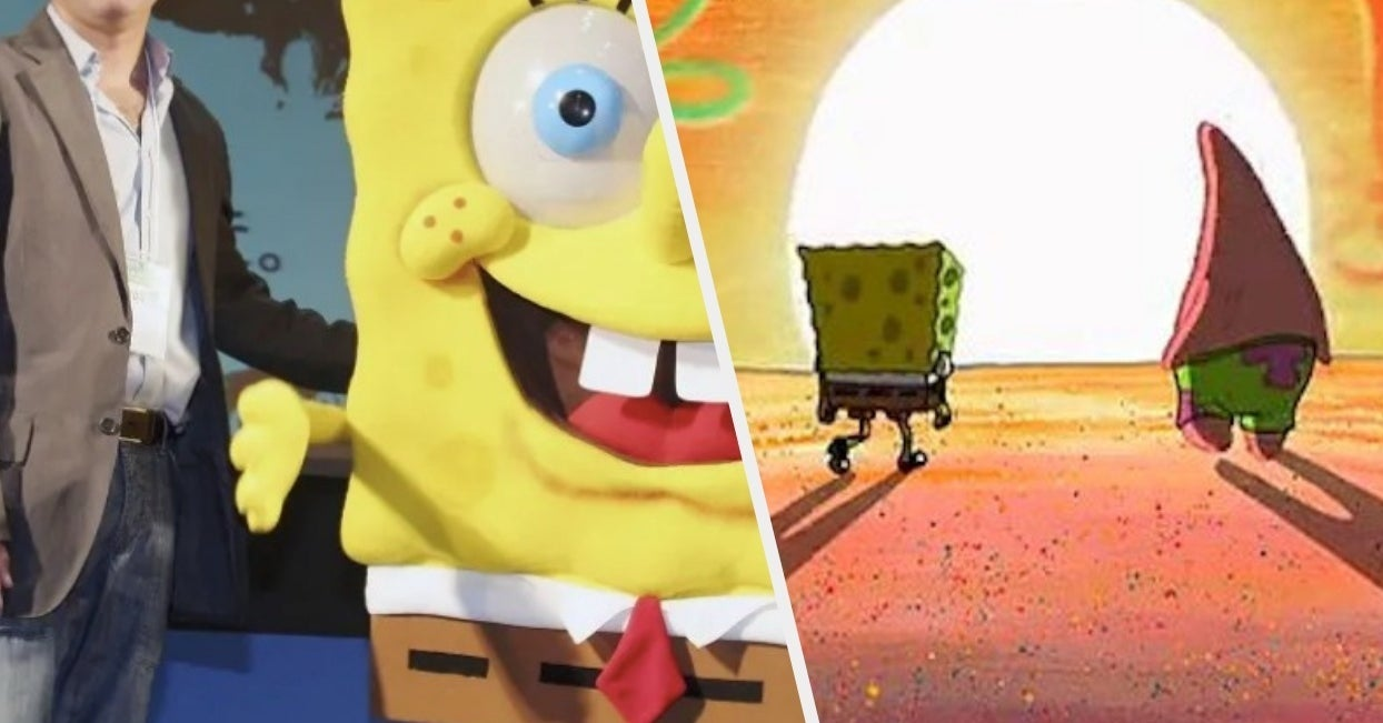 spongebob fans pay tribute to stephen hillenburg by sharing their