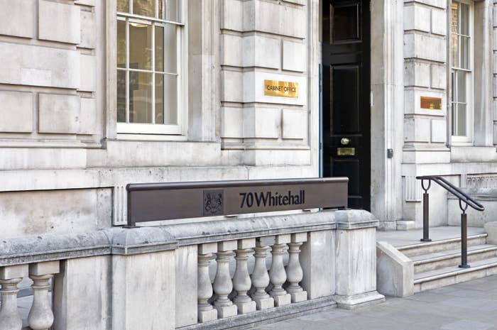 70 Whitehall, where Project Vote is based.
