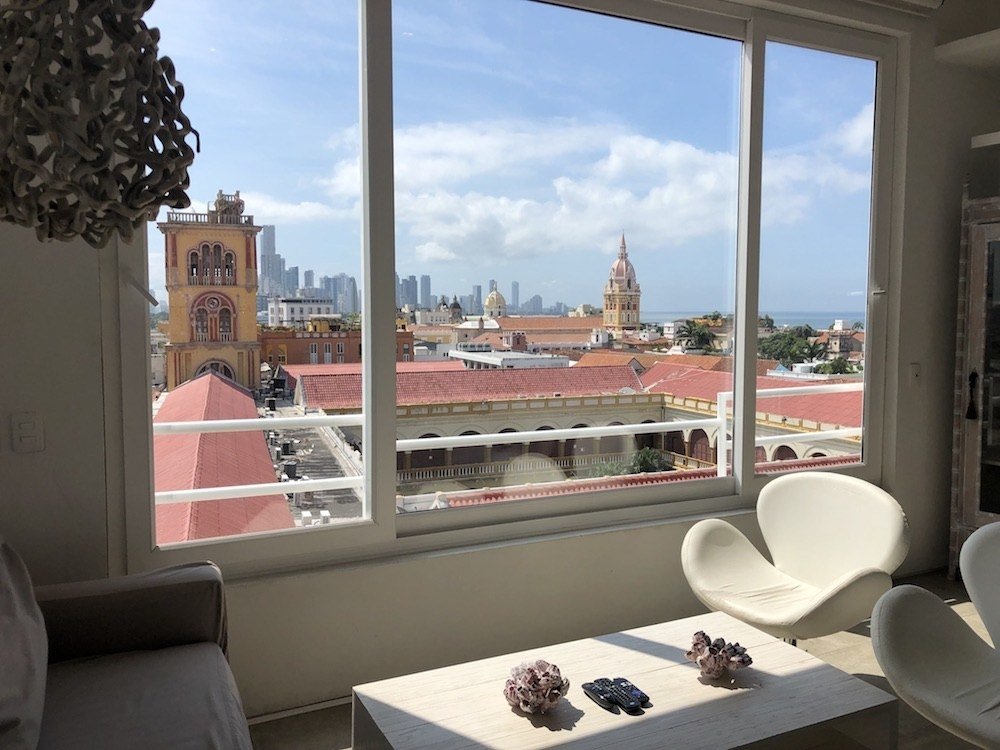 Amazing  Airbnbs  with sick views.
