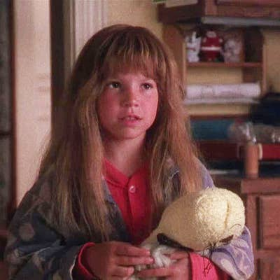 Ellen Latzen as Ruby Sue in National Lampoon's Christmas Vacation: