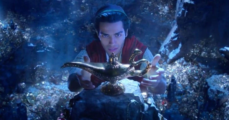 When does it come out?  May 24 Why we're excited: Disney continues with the adaptation of their classics into live action, and honestly, we just really need to see how this magic carpet IRL is gonna look.