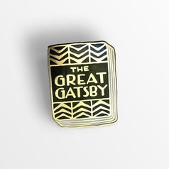 A pin version of The Great Gatsby