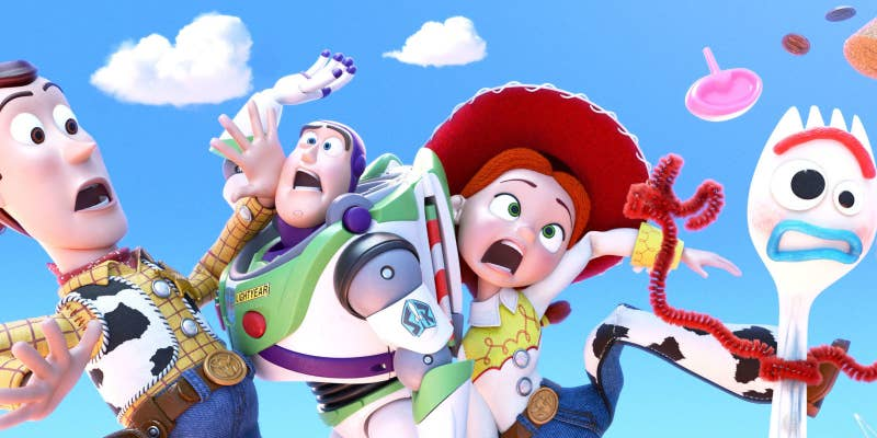 When does it come out?  June 21 Why we're excited: We're not entirely sure how this movie could live up to Toy Story 3, but we're sure it'll probably ruin us emotionally for the rest of the year.