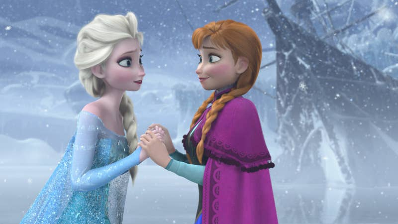 When does it come out?  November 22 Why we're excited: I mean you gotta know what happens to Anna and Elsa amirite????