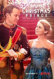 A Christmas Prince was the ~it~ Christmas movie of 2017, and it took place in a land called Aldovia. The sequel is coming out in just a few days...hallelujah!!!