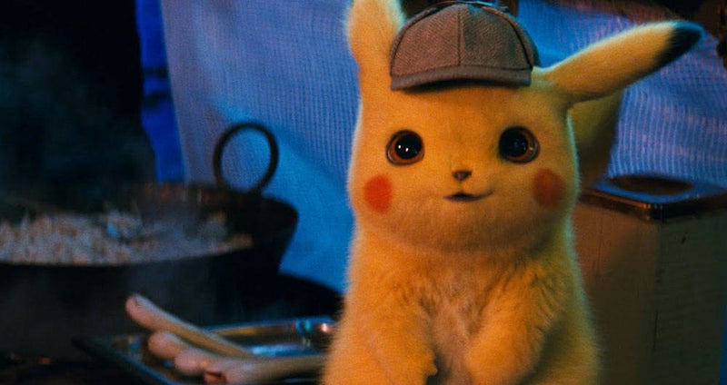 When does it come out?  May 10 Why we're excited: The idea of watching Pokemon interacting with humans didn't sound so good at first, but after watching the trailer and meeting an adorably fluffy Pikachu with Deadpool's voice, everything changed.