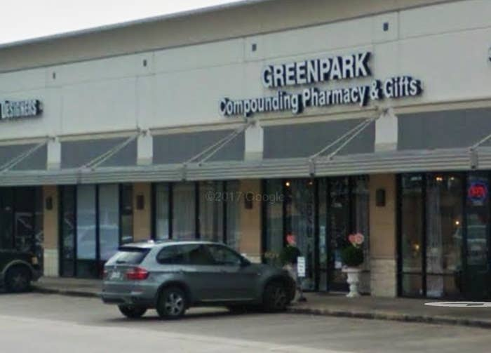 Greenpark Compounding Pharmacy & Gifts in Houston.