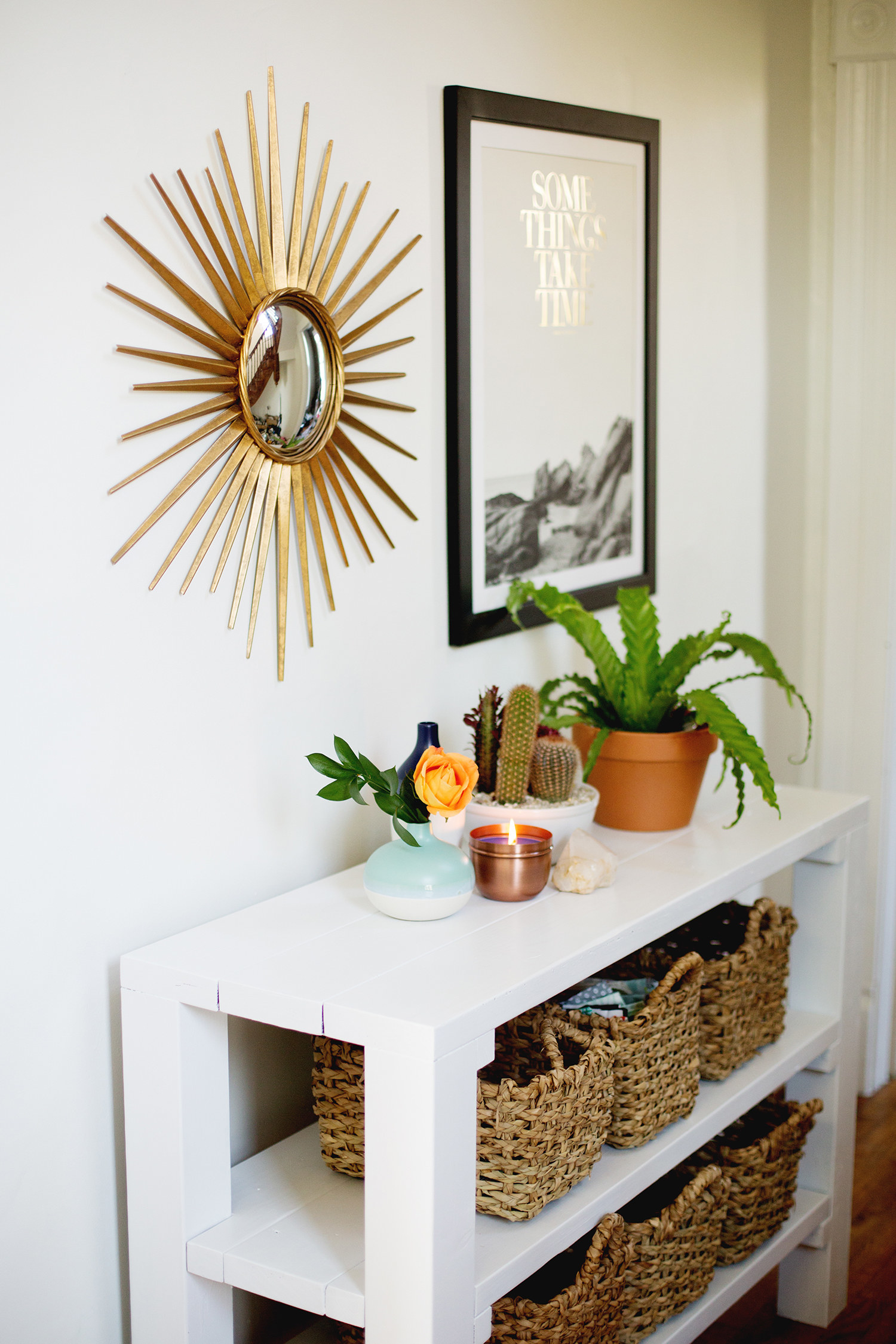 17 Ways To Make Your Entryway Cute And Actually Functional