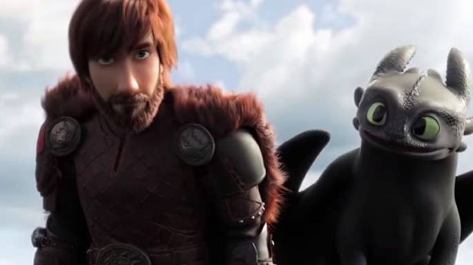 When does it come out?  February 22Why we're excited: This third film in the animated saga will be the last one, giving a (probably emotional) close to the sweet story of Hiccup and Toothless.