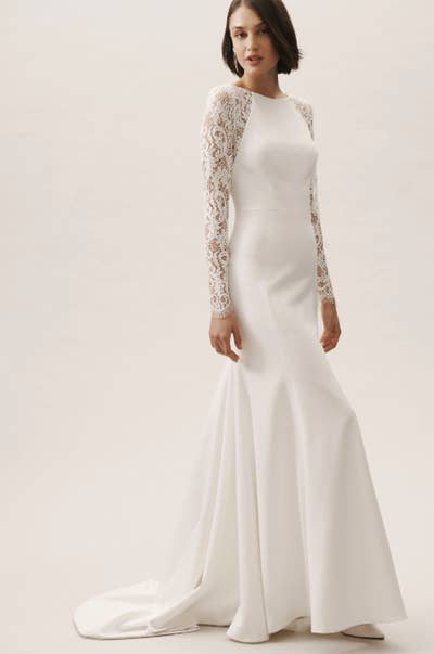 c848fd97b8 23 Incredibly Gorgeous Wedding Dresses With Sleeves