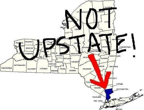 Map Of Upper State New York.32 Pictures That Are 100 Upstate New York Culture