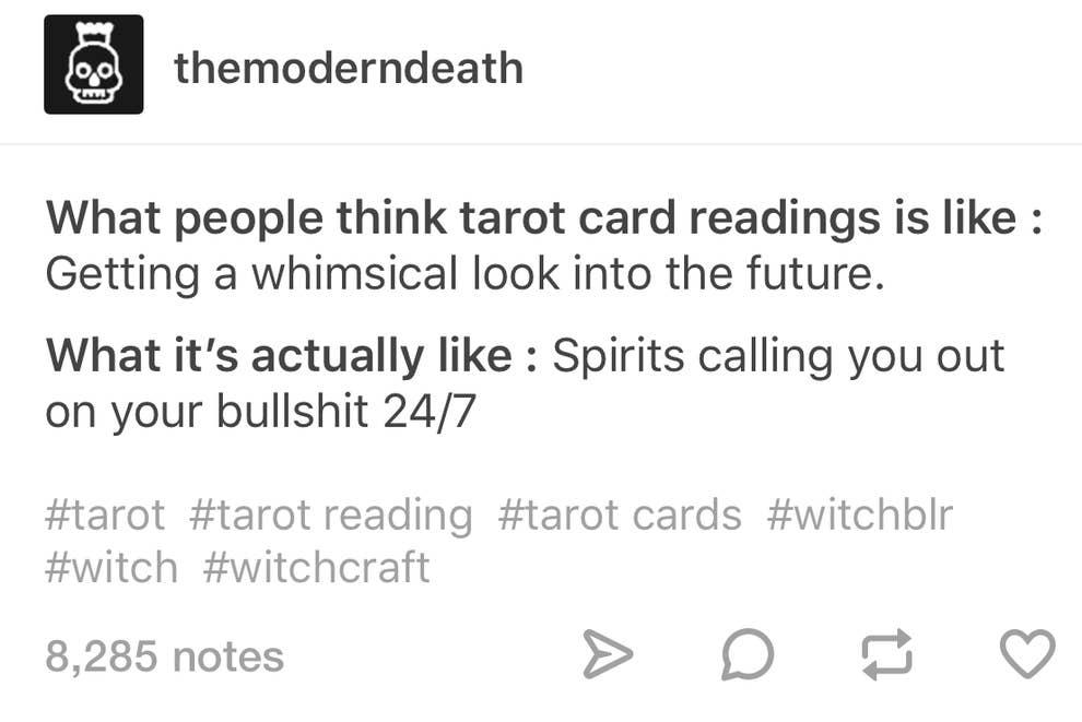 19 Funny Tarot Card Jokes