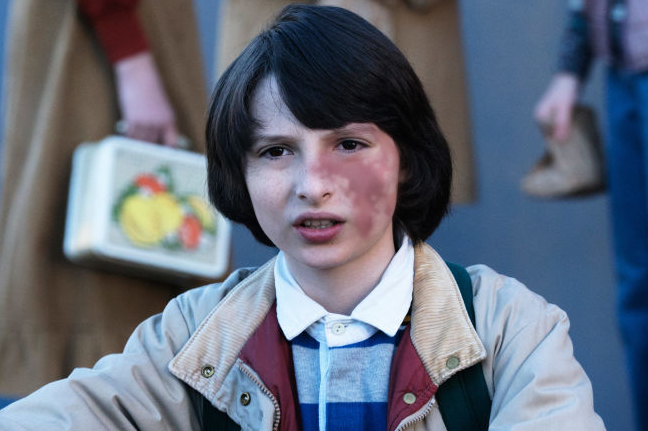 "Finn Wolfhard, who plays Mike, explained, ""That was a story point, but they ended up removing it because they thought that us being natural was [better.]"""
