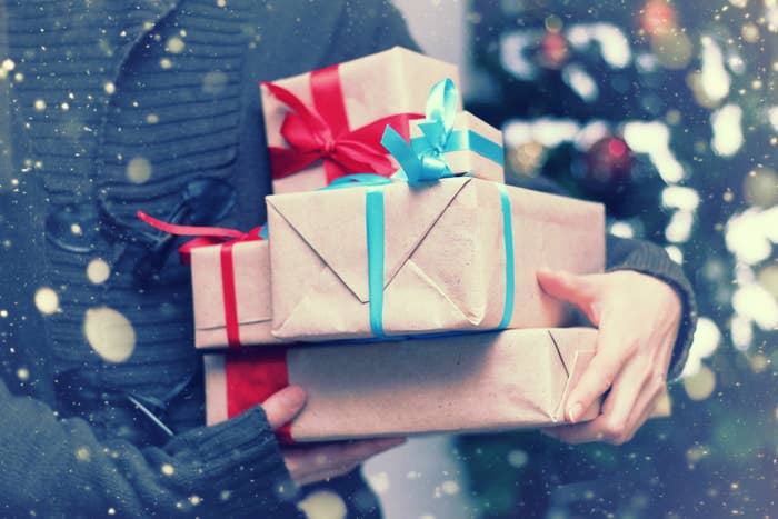 """I tend to side-eye all gift guides """"for men"""" or """"for your boyfriend"""" (and """"for women"""" and """"for your mom"""") because most focus exclusively on items that are tied to normative gender roles in a way that I find incredibly frustrating. BUT I also know that people are looking for help finding gifts for men, gifts for boyfriends, gifts for dads, and gifts for brothers, and who am I to turn away a person in need of a great gift? So! Below you'll find some cool gifts that my coworkers and I love, own, and have actually given men (and women!) we know, not a bunch of gifts """"for men"""" based on dumb stereotypes. (No whiskey and no bacon!) They would also be great gifts for women!"""
