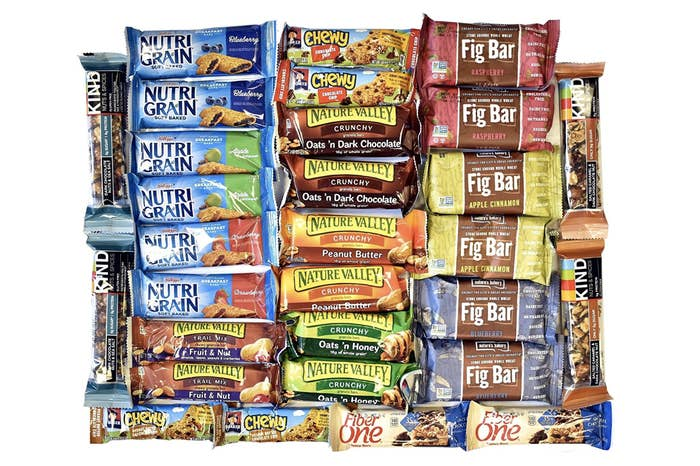 Get this pack of 30 snacks on Amazon for $22.95.