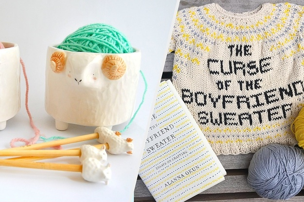 24 Gifts For Knitters