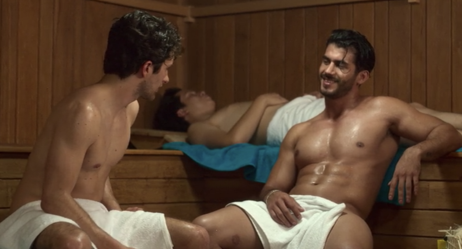 These Are The 11 Sexiest Netflix Scenes Of 2018