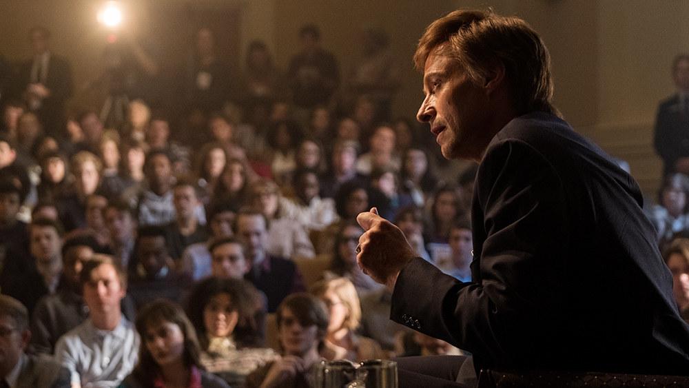 It's Jason Reitman's new movie about the Gary Hart sex scandal of the 80s. Politics! Drama! Basically screams Oscar!